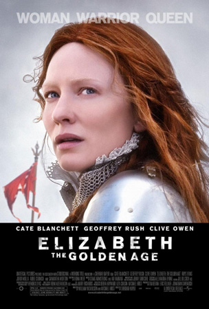 Cover van Elizabeth: The Golden Age