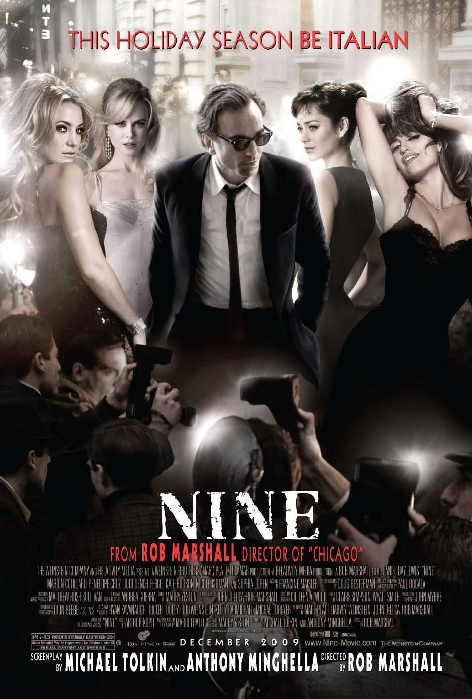 Cover van Nine