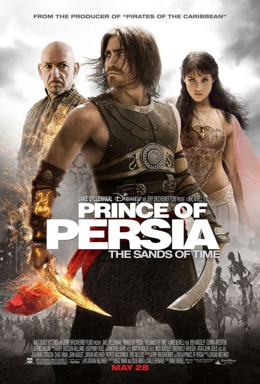 Cover van Prince of Persia: The Sands of Time