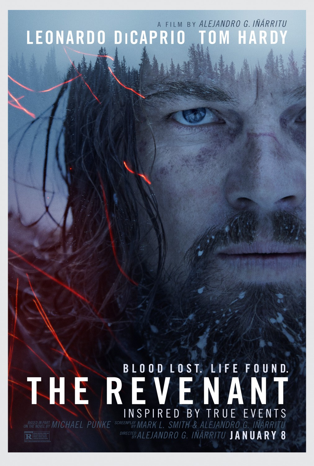 Cover van The Revenant