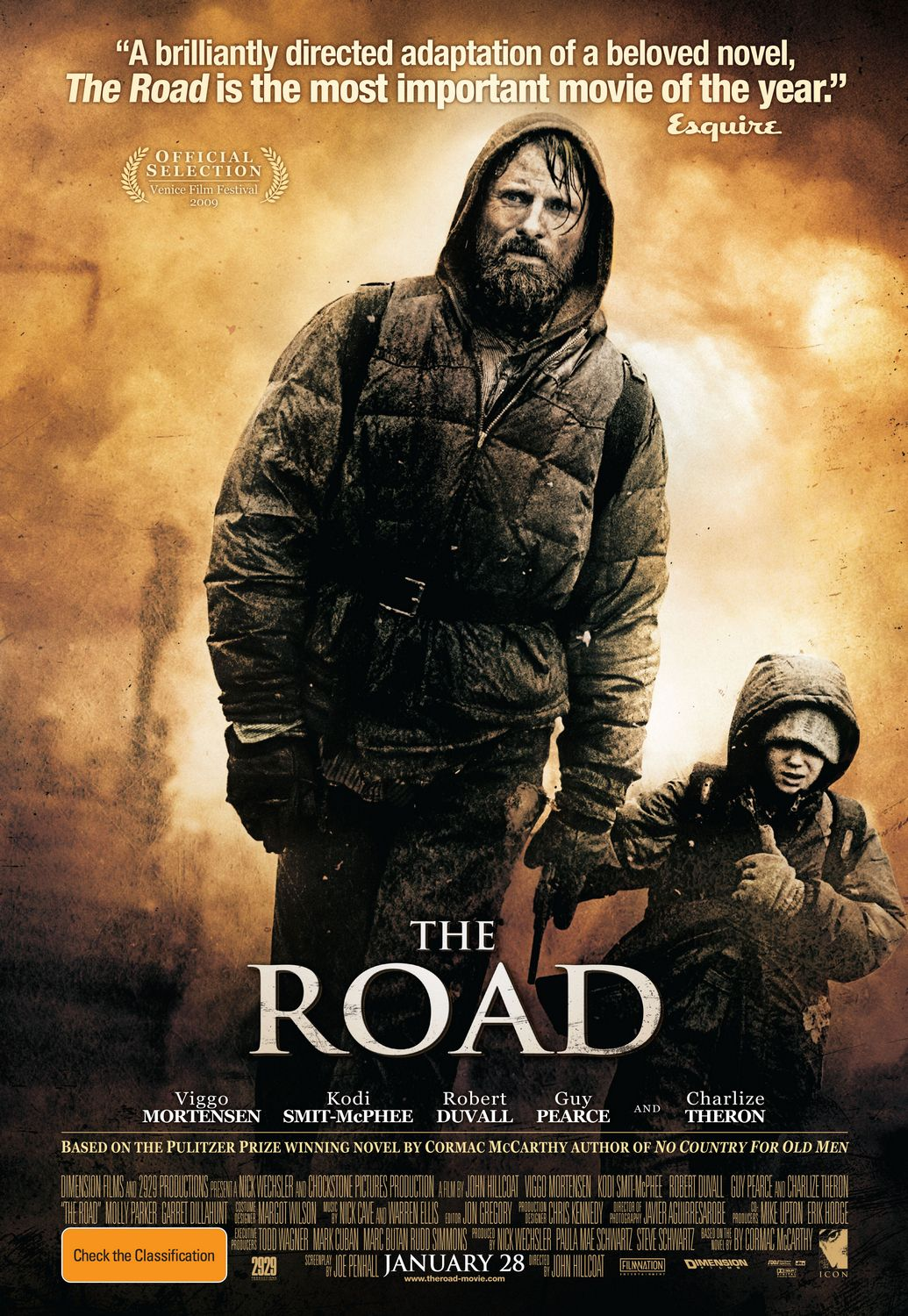 Cover van The Road