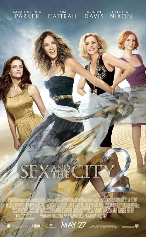 Cover van Sex and the City 2