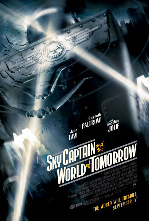 Cover van Sky Captain And The World Of Tomorrow
