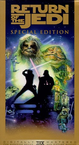 Cover van Star Wars: Episode VI - Return of the Jedi
