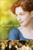 Cover van Becoming Jane