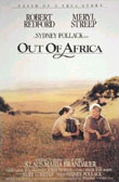 Cover van Out of Africa