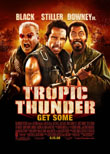 Cover van Tropic Thunder