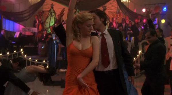 Katey & Javier dancing